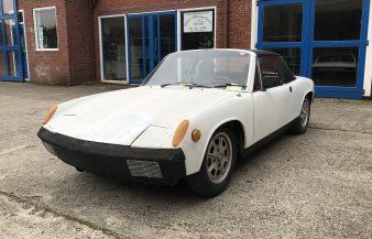 Porsche 914 1974 —SOLD