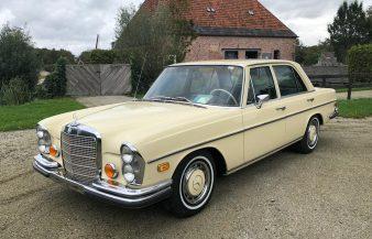 Mercedes W108 280 SE 1971
