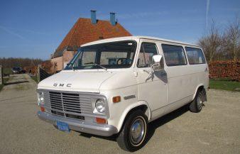 Chevrolet VAN 1974 G35 Vandura (GMC) —SOLD