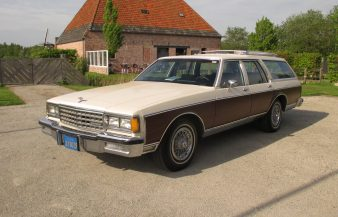 Chevrolet Caprice Estate 1984 SOLD