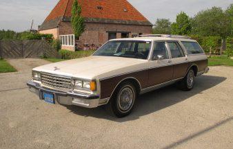 Chevrolet Caprice Estate 1984 —SOLD