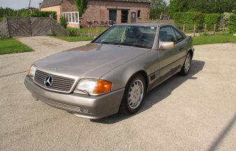 Mercedes W129 500 SL 1990 SOLD