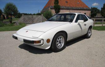 Porsche 924 Targa 1978 — SOLD