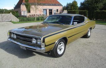 Ford Torino Fastback 1968 SOLD