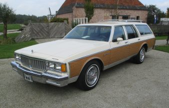 Pontiac Parisienne Brougham 1983 —SOLD