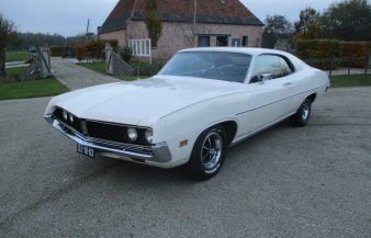 Ford Torino Fastback 1971 SOLD