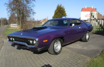 Plymouth Satellite Sebring 1972 — SOLD