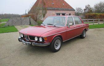 BMW 2500 Sedan 1976 SOLD