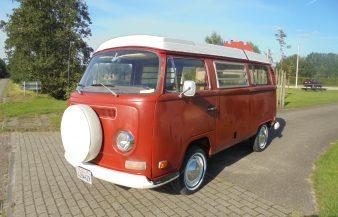Volkswagen T2a 1970 PopTop VAN (Camper) —SOLD