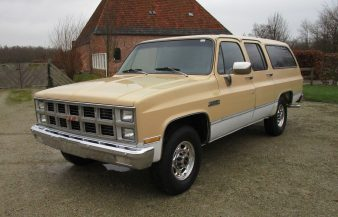 Chevrolet Suburban 1982 (GMC) SOLD