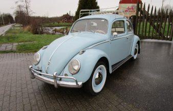 Volkswagen Beetle 1959 —SOLD