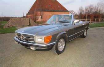 Mercedes W107 280 SL 1985 SOLD