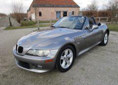 BMW Z3 Convertible 2001