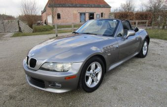 BMW Z3 Convertible 2001 — SOLD