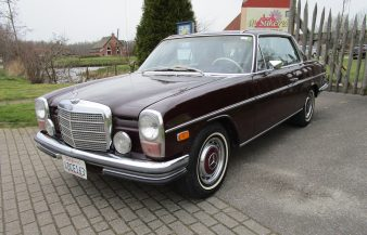 Mercedes W114 250 Coupe 1971 SOLD