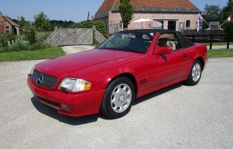 Mercedes W129 500 SL 1995 —SOLD