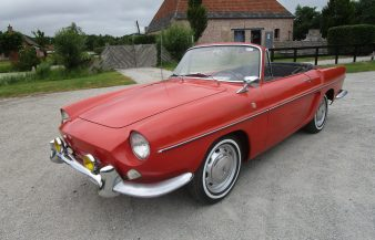 Renault Caravelle Convertible 1962 SOLD