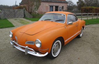 Volkswagen Karmann Ghia 1971 SOLD