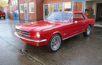 Ford Mustang 1964 1/2 SOLD