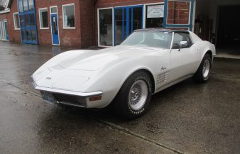 Chevrolet Corvette C3 Stingray T-Tops 1971 —SOLD
