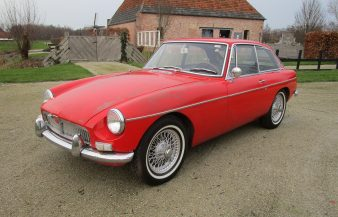 MG MGB GT 1966 —SOLD