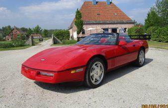 Chevrolet Corvette C4 Convertible 1989 —SOLD