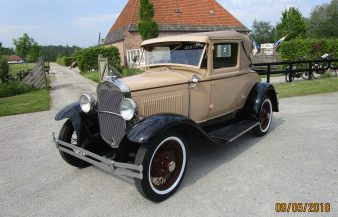 Ford Model A 1930 Coupe — SOLD