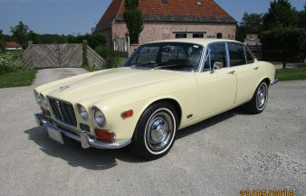 Jaguar XJ6 1971 SOLD