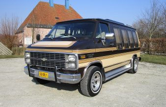 Chevrolet VAN 1984 SOLD