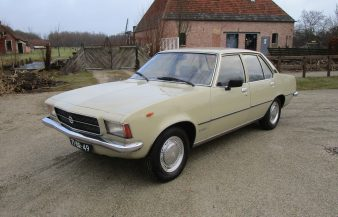 Opel D Record 1.7s 1974 — SOLD