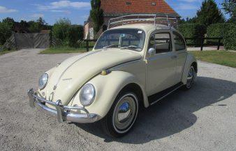 Volkswagen Wolfsburg Beetle 1965
