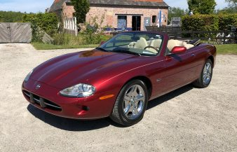Jaguar XK8 1997 Roadster SOLD