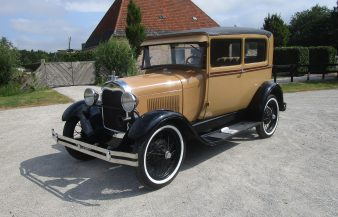 Ford Model A 1928 — SOLD