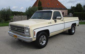 Chevrolet p/u Silverado 1979 SOLD