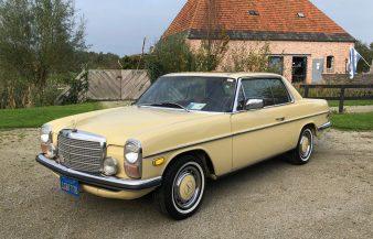 Mercedes W114 280 C 1976 — SOLD