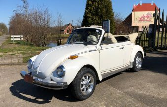 Volkswagen Beetle 1977 Convertible SOLD