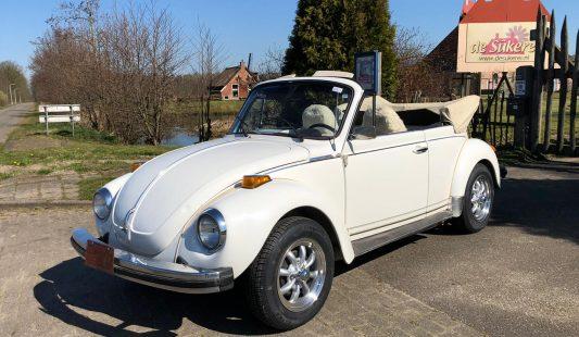Volkswagen Beetle 1977 Convertible SOLD