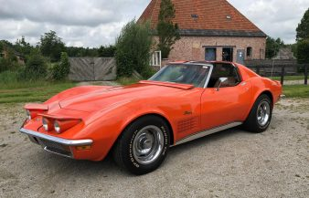Chevrolet Corvette C3 Stingray 1972