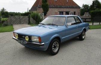 Ford Taunus 1.6 L 1977 SOLD