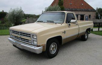 Chevrolet p/u 1985 Silverado —SOLD
