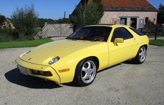 Porsche 928 1982 —SOLD