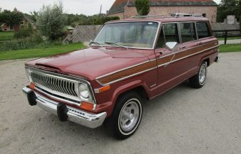 Jeep Wagoneer 1979 SOLD