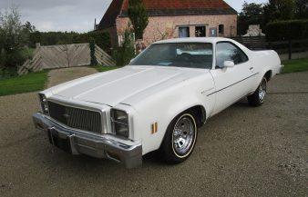 Chevrolet El Camino 1977 —SOLD