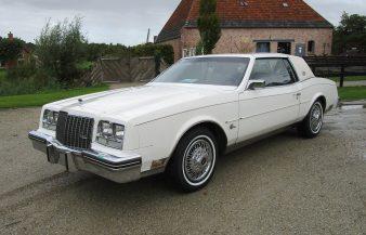 Buick Rivera 1983 —SOLD