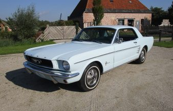 Ford Mustang 1966 — SOLD