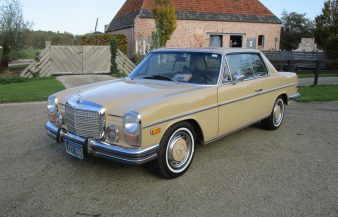 Mercedes W114 250 C 1972 —SOLD