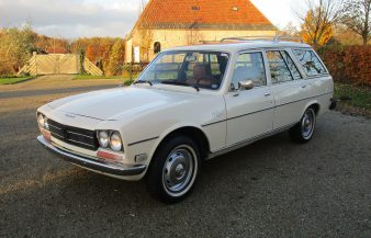 Peugeot 504 Break 1979 —SOLD