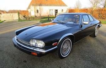 Jaguar XJS 12 1985 SOLD
