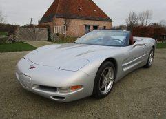 Chevrolet Corvette C5 Convertible 1998