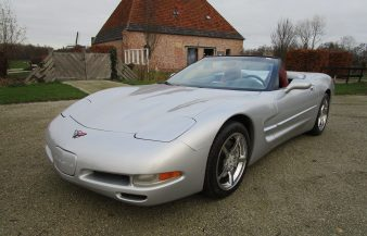 Chevrolet Corvette C5 Convertible 1998 SOLD